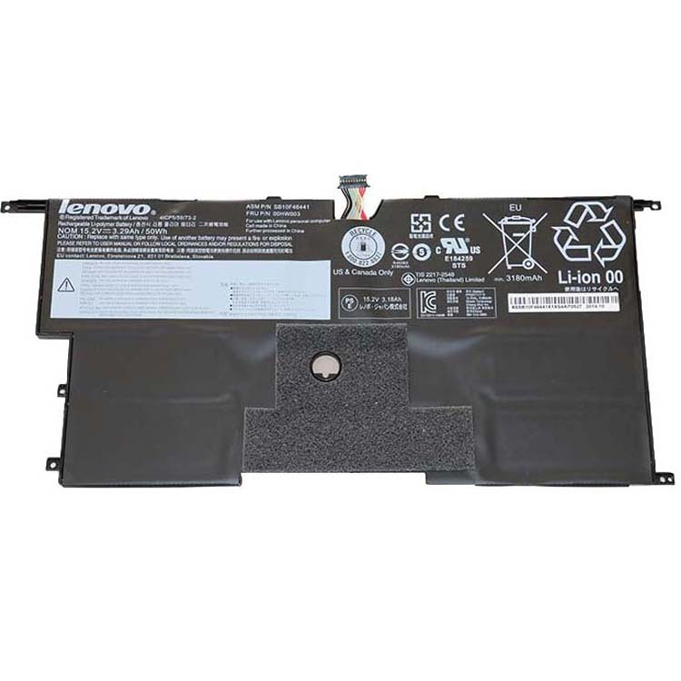 Batterie Pour Lenovo ThinkPad Carbon X1 i7-4600