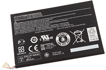 Batterie Pour Acer Iconia Tab W510