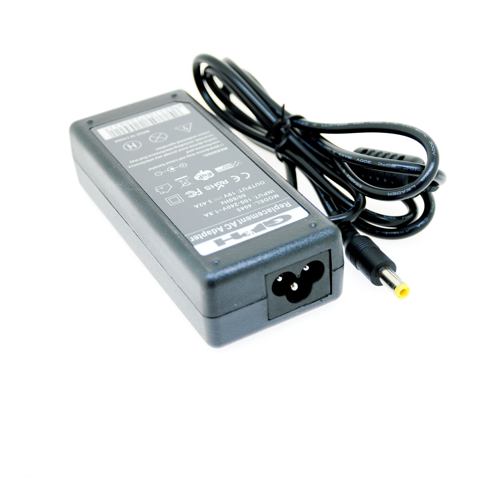 65w Chargeur Pour MSI MS1022 MS1024 MS-1022 MS